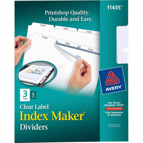 """Business Source Straight Tab Cut Letter File Jacket - 8 1/2"""" x 11"""" - 1"""" Expansion - Polypropylene - Assorted - 10 Pack"""
